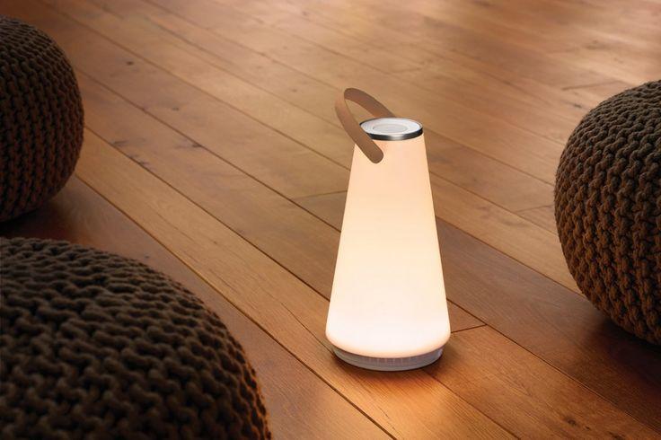 UMA Sound Lantern : son, lumière