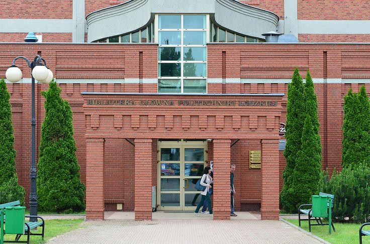 Łódź biblioteka