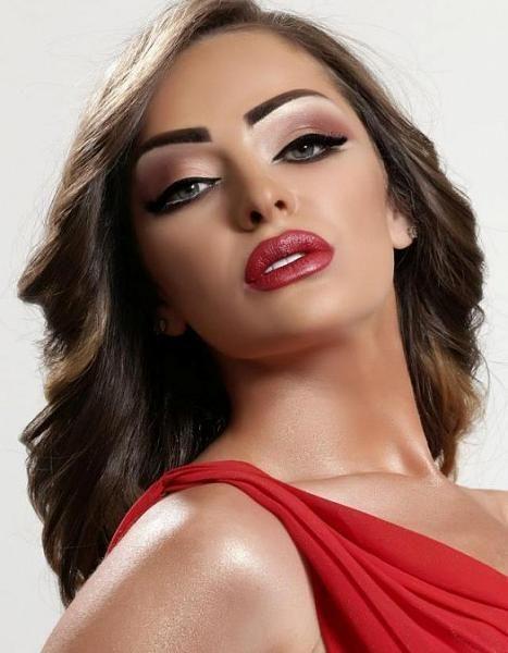 makeup 2014 #makeup #fashion http://www.a3da.net/lebanese-makeup-images/