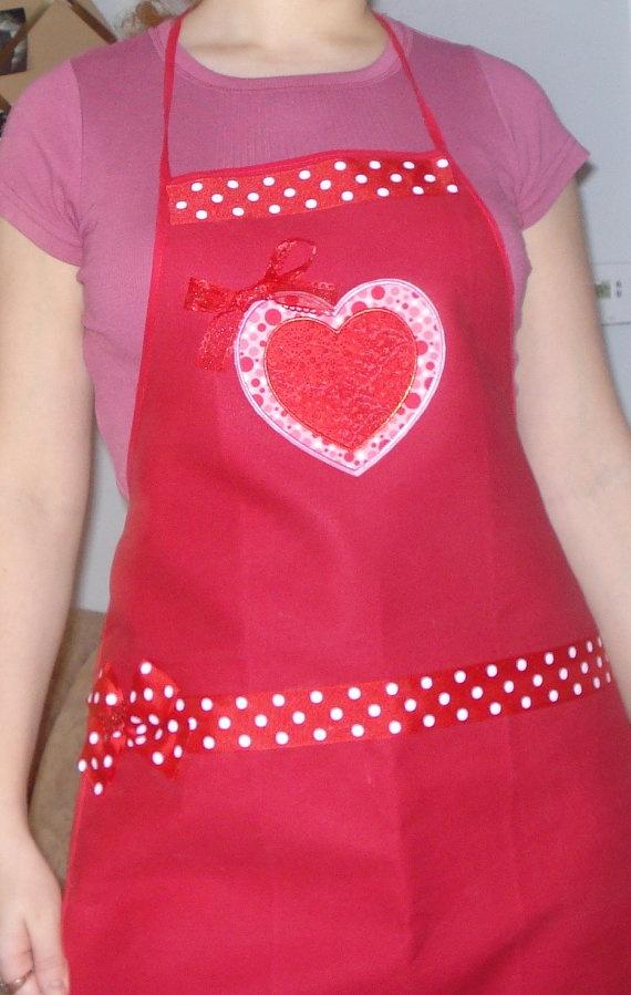 Valentines Apron!