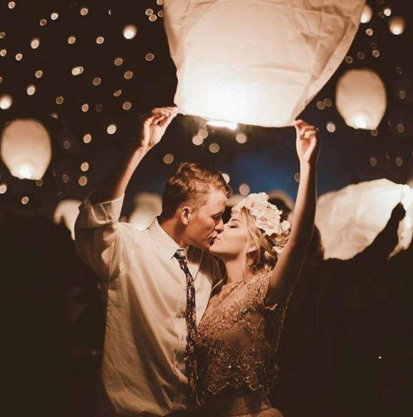 Bu yaz düğünlerde moda balonlar