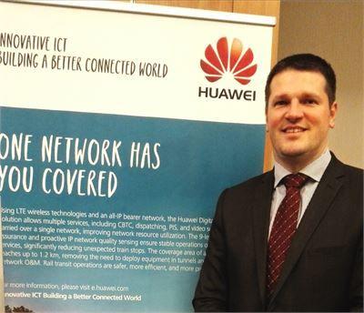 Huawei Kurumsal İş Çözümleri Direktörü Norman Frisch