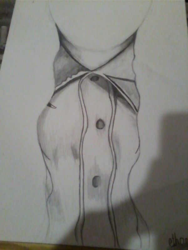 This is my first draw that has shared so please do not mean about  it I am just  12 know so please  do not be meam