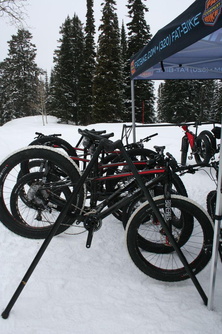 Grand Targhee fat bike demos