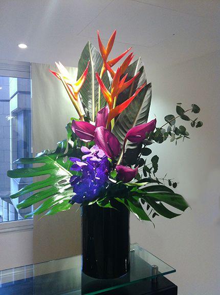 Corporate Flowers   Office Flower Ideas   Hybrid Flowers