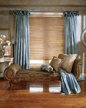Plantation Shutters Curtains Together Google Search