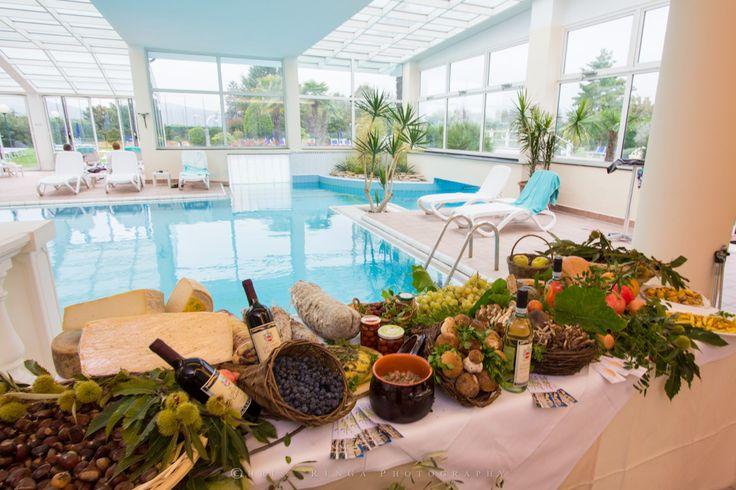 Rete 4 - Ricette di Famiglia alle Terme - Golf Club Colli Euganei www.visitabanomontegrotto.com  - Thermae Abano Montegrotto - Hotel Leonardo da Vinci Terme & Golf - relax & wellness!