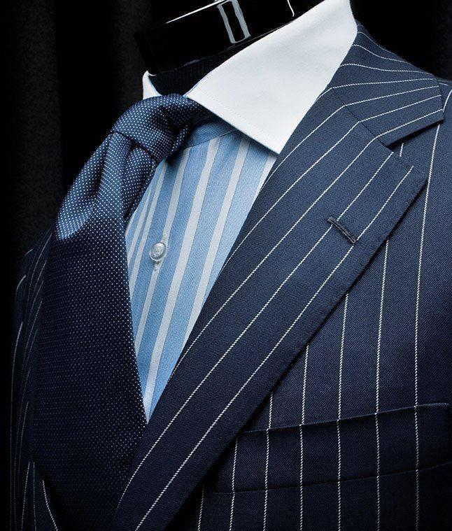 Men's suit by The Tailored Man https://ru.pinterest.com/AlyTseev/