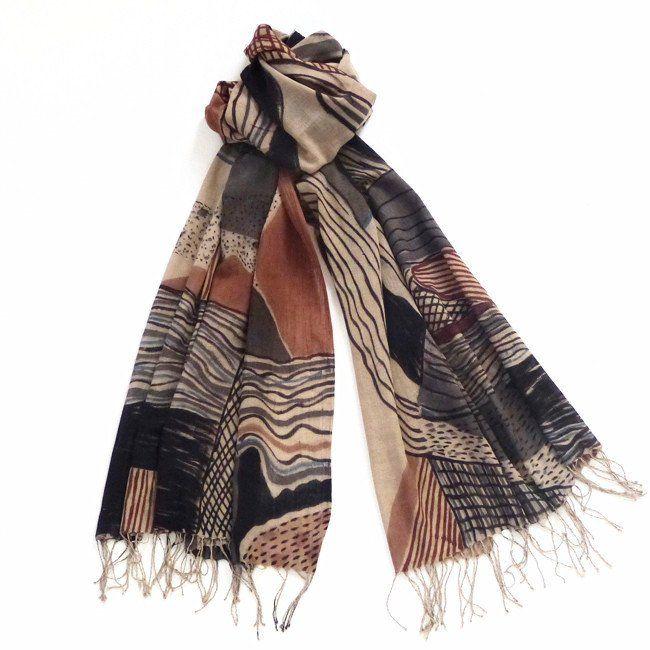 Symphony 2 scarf