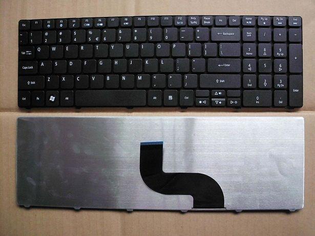 New US Keyboard For Acer Aspire 5750 5759 7551 7560 7739 7735 7738 7750 7736 5250 5251 5252 5253 5336 black Keyboard #Affiliate