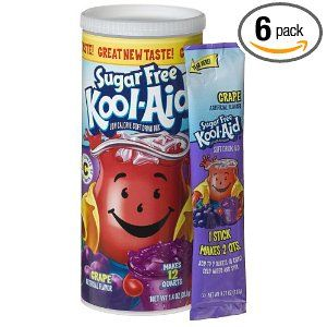 Sugar Free Grape Kool Aid