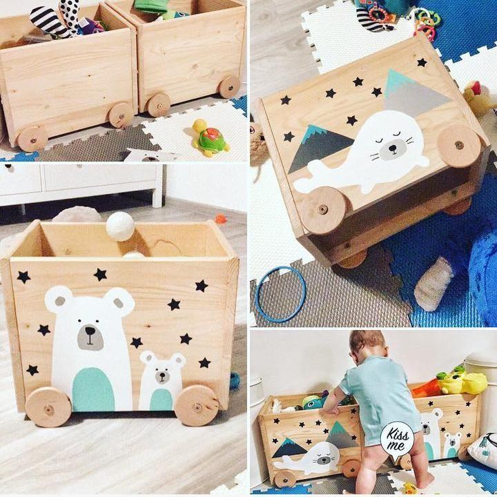 # 27tapeteide children's room #baby room #decoide nursery #dekokinderzimmer …