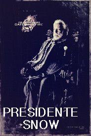 Presidente Snow. Rosas y sangre.