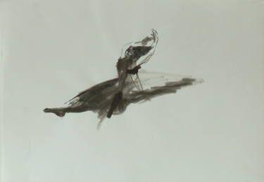"Saatchi Art Artist Marta Zamarska; Drawing, ""Modern Dance XXIII"" #art"