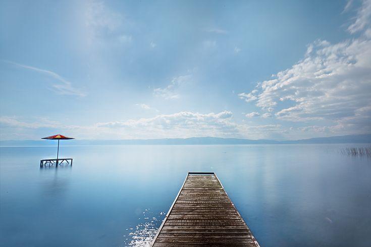 Ochrid lake by Chris-Lamprianidis