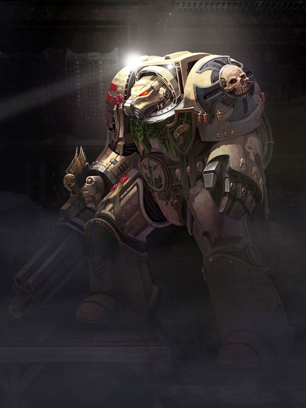 Warhammer: 40,000 Going First-Person With Space Hulk: Deathwing - Space Hulk: Deathwing - PC - www.GameInformer.com