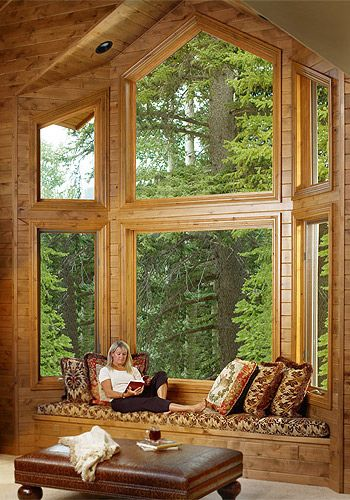 Ultimate reading nook