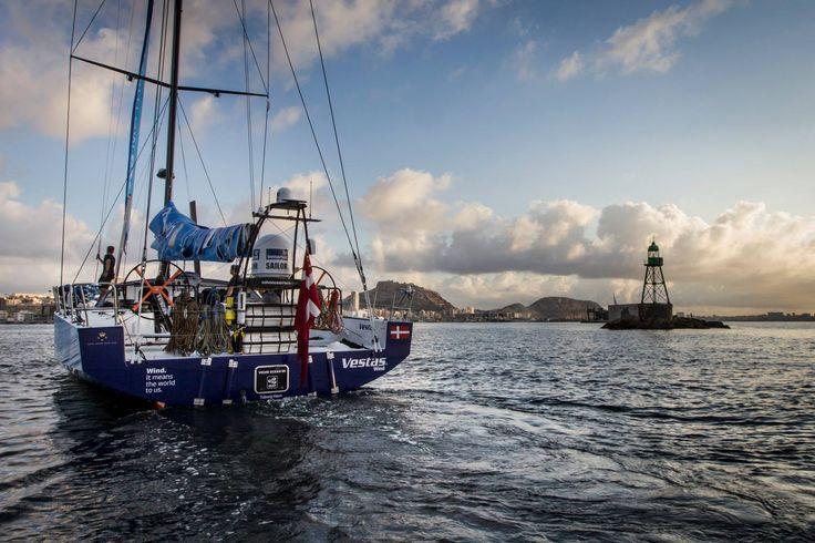 Volvo Ocean Race - Team Vestas