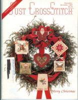 "Gallery.ru / gallamia - Альбом ""Just Cross Stitch 1987 11-12"""