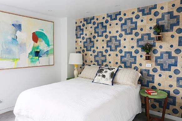 The Block Sky High: Room Reveal: Trixie + Johnno's bedroom and ensuite
