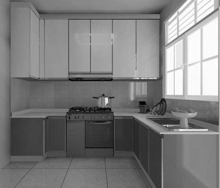 L Förmige Küche Designs   Küchen