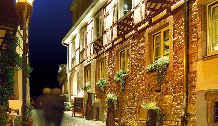 Die Reichsstadt, small hotel in Gengenbach, Schwarzwald, Germany