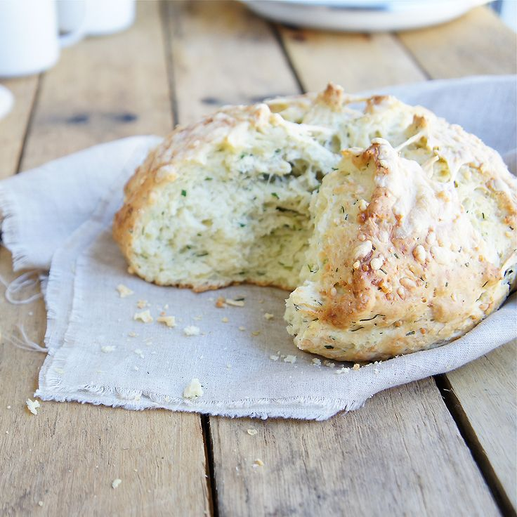 This Easy Australian Damper by kmaggiekay is a real Aussie favourite.