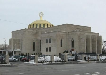 Mosque Maryam in Chicago, Illinois http://en.m.wikipedia.org