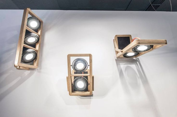Colección ARBO con sistema direccional de la luz