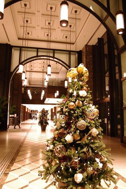 2011 新丸ビルクリスマスツリー