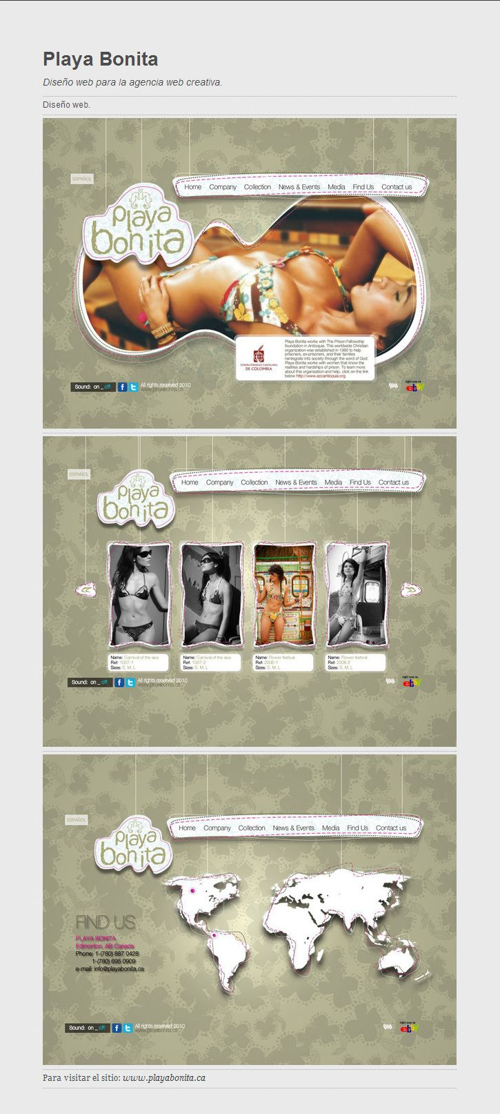 diseño web / web design