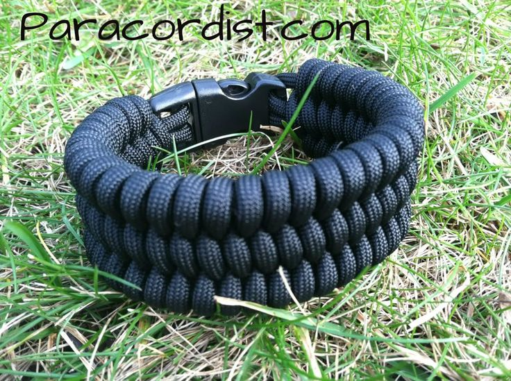 Paracordist's How To Make the Ladder Rack Knot Paracord Bracelet, using the Ultimate Jig - NEW YOUTUBE VIDEO! - Paracordist Creations LLC