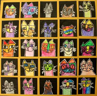 Laurel Birch Kindergarten Cats