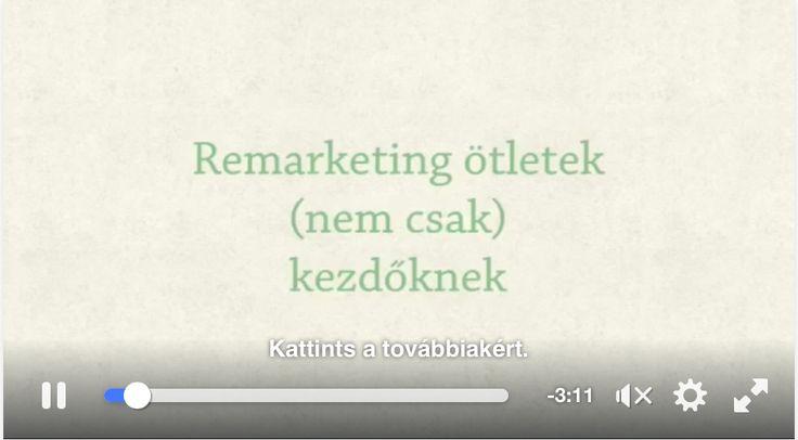 5 perc marketing: A remarketingről