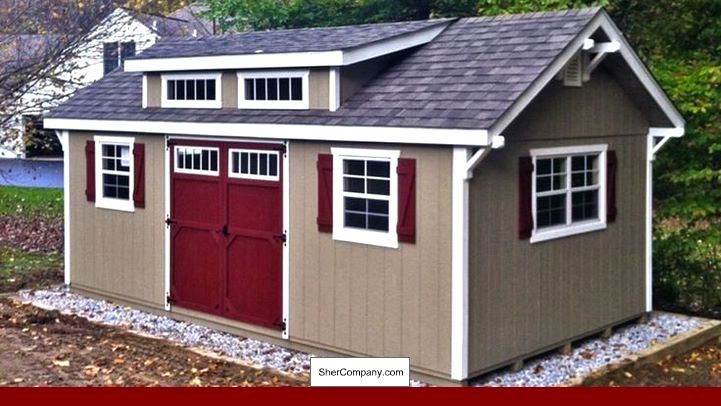 Shed Plans And Blueprints And Pics Of 12x12 Gable Roof Shed Plans Building A Shed Backyard Storage Sheds Prefab Sheds
