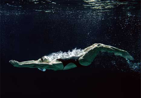 Swimmer Natalie Coughlin: The multi-medal winner reveals the secrets that keep her body, and her life, in balance (photograph by Martin Schoeller)