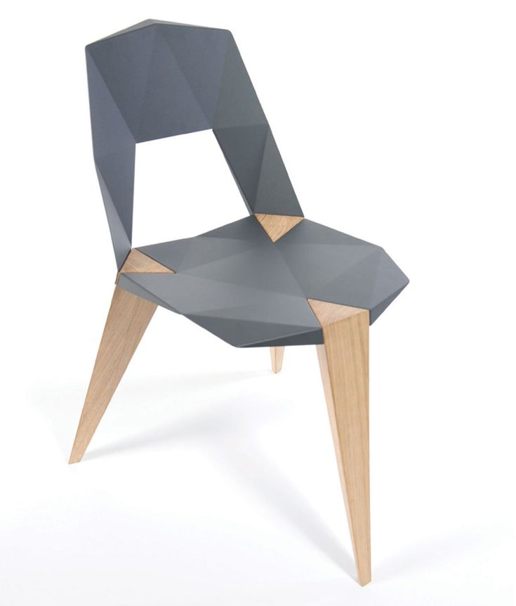 Pythagoras chair by sander mulder for Chaise 5 5 designers