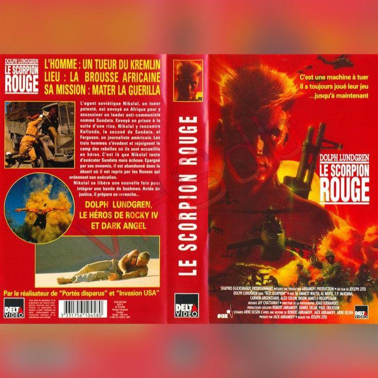 Red Scorpion 1 (1988) - Dolph Lundgren (Le Scorpion Rouge, SECAM, France, EU) #Genda #Nicolai #Iwakawa #Girona #Brussels #goth #PAL #VHS #Frankrijk #EU27 #Erasmus #Brussels #Strasbourg #Nostalgie #Brexit #Trump #jyotish #Arthouse #Indie #Cannes #nakshatra #Elokuvat #Hirviöt #Gojira #KMFDM #Rammstein #Belgio #NuclearBlast #Schorpioen #Scorpio #Mars #Steenbok #Vissen #Pisces #Maan #Stier #Kreeft #Cancer #Sims2 #vampyyrit #exalted #swakshetra