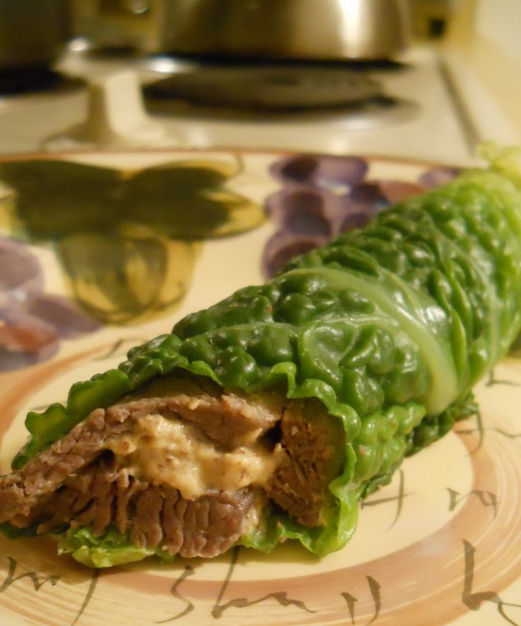 Paleo Corned Beef Rolls