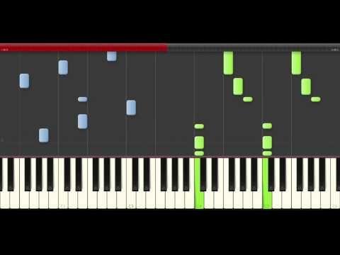 Dvicio Nada Piano tutorial Midi Sheet Partitura