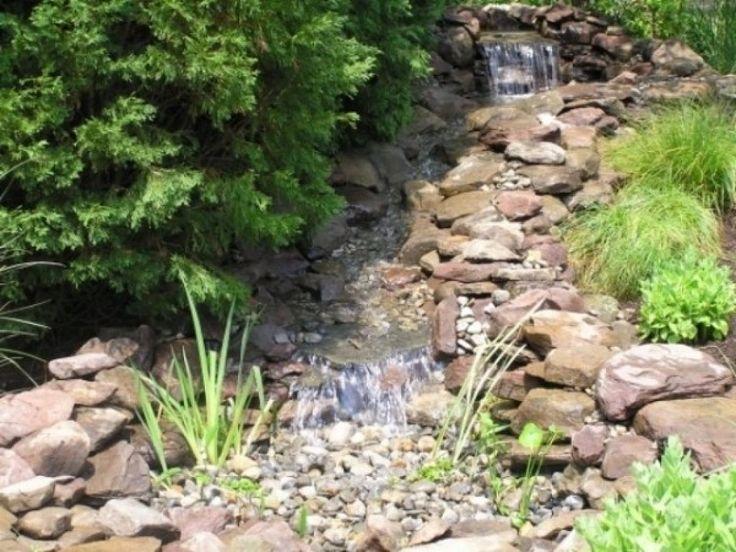8 besten Teich Bilder auf Pinterest Gartenteiche, Landschaftsbau