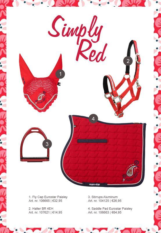 #horse #rider #horsefashion #riderfashion #epplejeck #equestrian #red #flycap…
