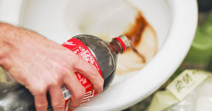 Coca Cola can be used for a multitude of things outside of consumption, namely, as an acidic domestic cleaner! See 20 uses that prove Coke doesn't belong in the human body.