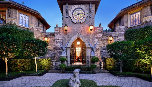 Your Home Is Your Castle.