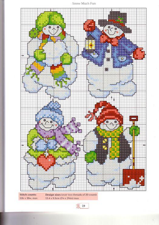 Sneeuwpoppen 1.