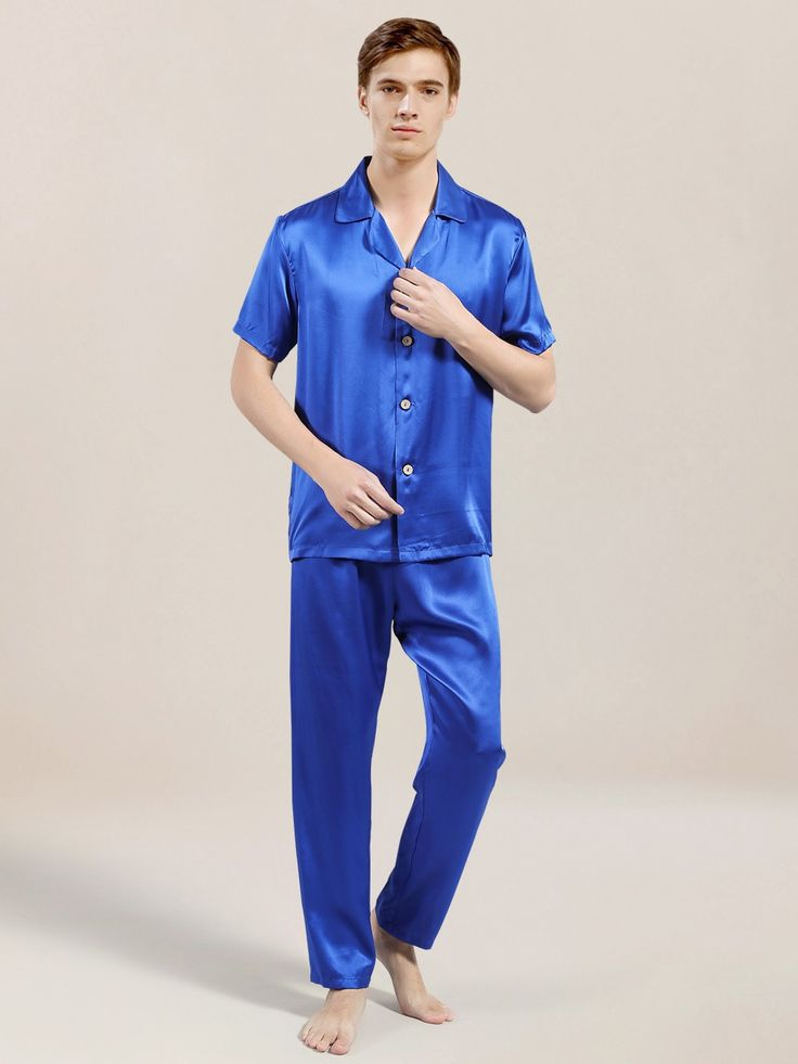 157 best images about Silk Sleepwear for Men on Pinterest ...