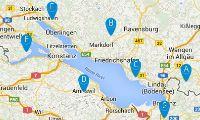 Alle Bodenseeregionen