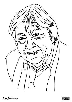 Gloria Fuertes. Writer