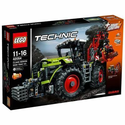 1977 pièces - Découvre la puissance de cette machine agricole Claas avec LEGO Technic ! A partir de 11 ans - Garçon et Fille - Livré à l'unité