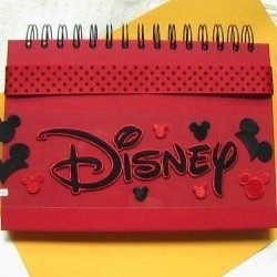 How to make your own autograph book.